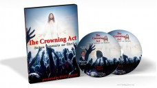 The Crowning Act, Satan Appears as Christ - Ryan McCoy (Blu-ray)