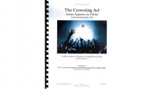 The Crowning Act, Satan Appears as Christ - Ryan McCoy (Book)