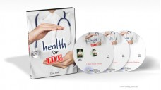 Health for Life - Don Hall (CD)