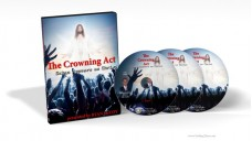 The Crowning Act, Satan Appears as Christ - Ryan McCoy (CD)