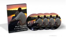 Whole Marriages in a Broken World - Pat and Tami Milligan (DVD)