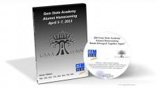 "2013 GSAA Alumni Weekend - ""Roads Diverged, Together Again"" (DVD)"