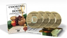Cooking By The Book - Series 1 - Marcella Lynch (DVD/Book)