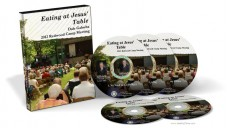 Eating at Jesus' Table - Dale Galusha (CD)