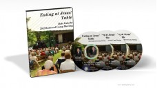 Eating at Jesus' Table - Dale Galusha (DVD)