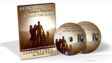 Overcoming Satans Warfare Against the Family - Steve Wohlberg (Blu-ray)