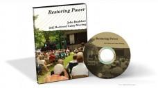 Restoring Power - John Bradshaw (MP3)