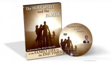 The Holy Spirit and the Family - Ryan McCoy (DVD)