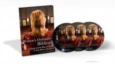 Is Women's Ordination Biblical? - Ryan McCoy (DVD)