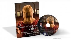 Is Women's Ordination Biblical? - Ryan McCoy (MP3)
